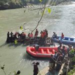 boat accident rafting